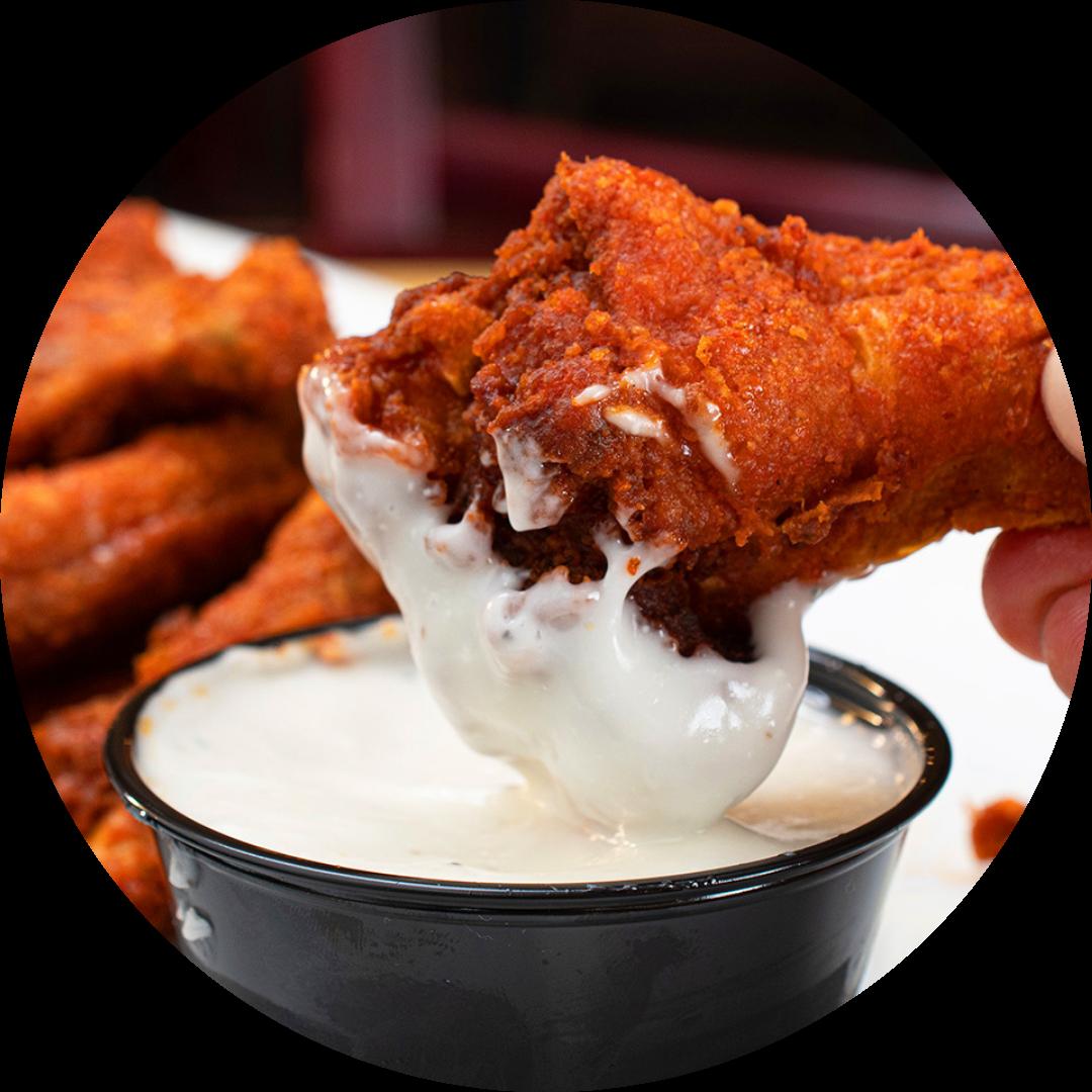 Chicken Wings (12)
